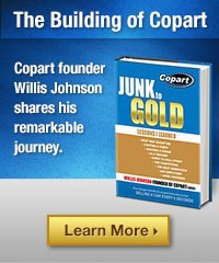 The Building of Copart