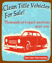 Clean Title Vehicles For Sale