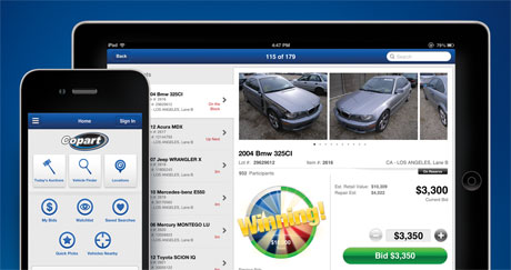 Copart Home Page >> Car Auctions Online Download Copart S Mobile App Copart Usa