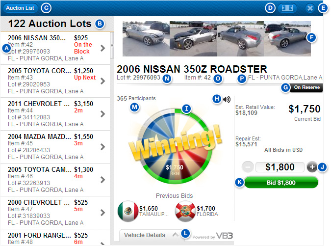Junk Cars For Sale Anatomy Of A Copart Auction Online Salvage
