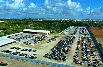 Auto Auction - Copart Corpus Christi TEXAS - Salvage Cars