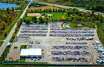 Car Auctions In Michigan >> Auto Auction - Copart Lansing MICHIGAN - Salvage Cars