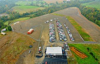 Auto Auction - Copart Chambersburg PENNSYLVANIA - Salvage Cars