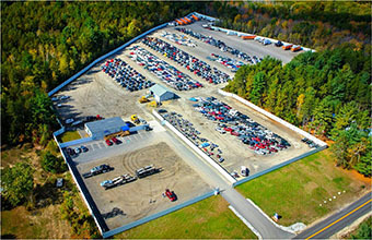 Auto Auction Copart Lyman Maine Salvage Cars Wrecked Vehicles