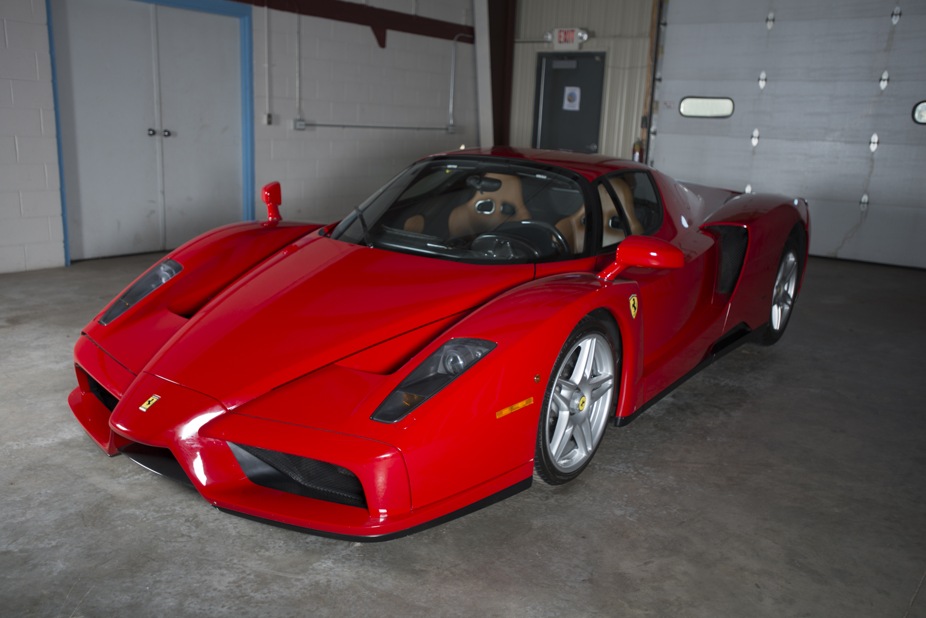 Take A Closer Look At The Ferrari Enzo, Lot #26520334: