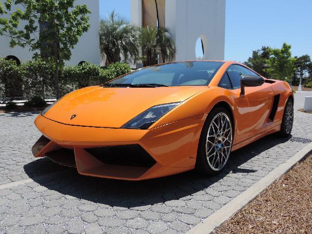 Car Auctions Online 2011 Lamborghini Gallardo For Sale