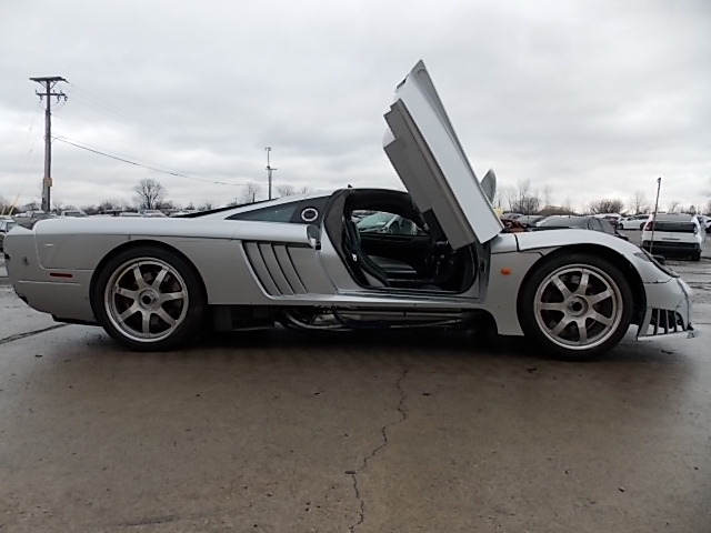Online Car Auctions - 2005 Saleen S7 Twin Turbo For Sale - Copart USA