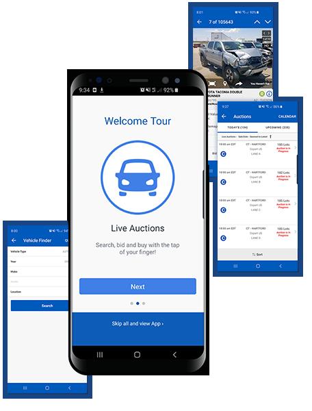 Copart Customer Service Number >> Download Copart Mobile App