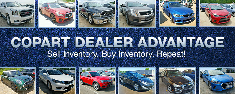 Auto Auctions Dealer Advantage Selling Or Buying Through Copart