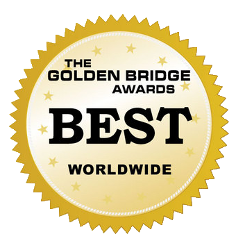 Gold Winner for Motivational Video of the Year by Golden Bridge Business Awards