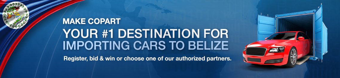 Auto Auctions Belize Import Cars From Usa To Belize