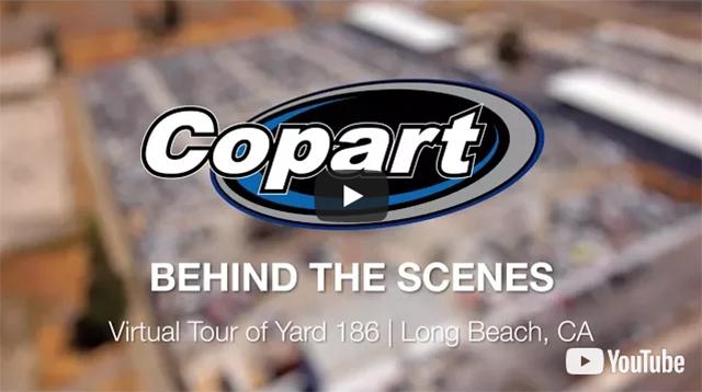 Copart Long Beach Ca