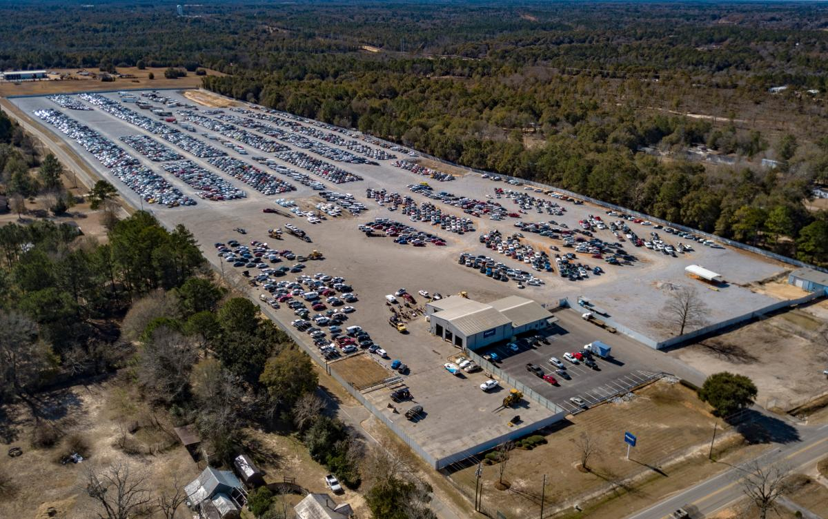 Al Com Mobile >> Auto Auction Copart Mobile Alabama Salvage Cars Wrecked Vehicles