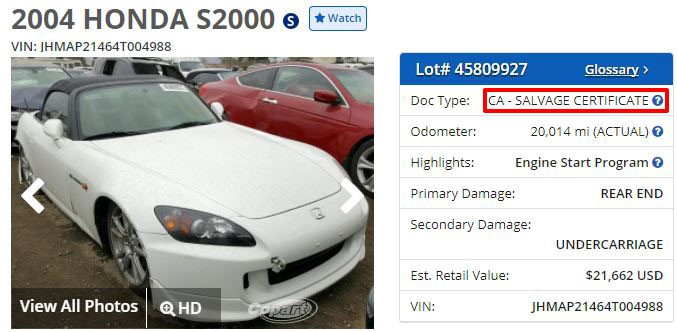 Buy Cars Without Title Kansas